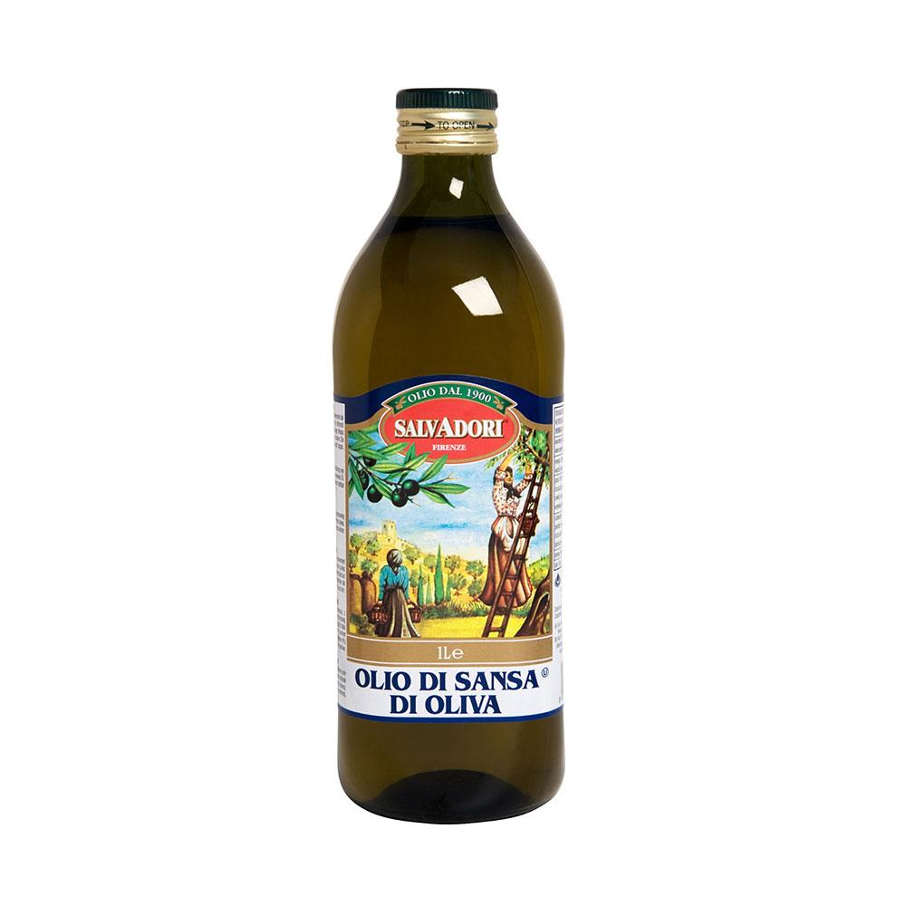SALVADORI Pomace – oliivijääkõli