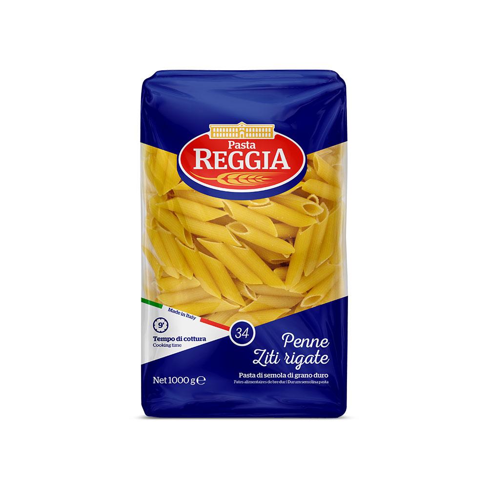 REGGIA Penne Ziti Rigate